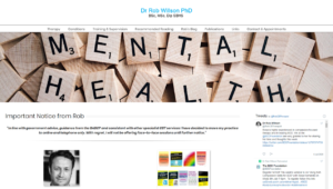 Dr. Willson's website